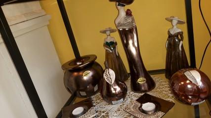 Dekorativni keramički predmeti