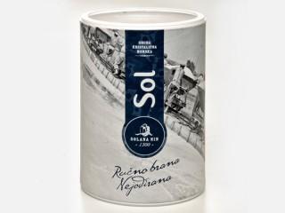 Gruba morska sol tuljak 750 g