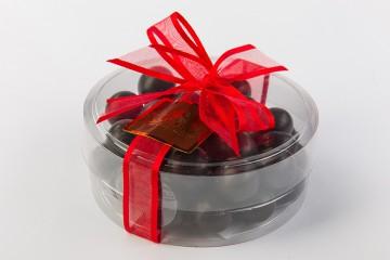 Dražeje tamna čokolada i chili, 180 g