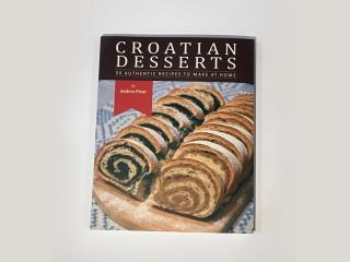 Kuharica - Croatian desserts, engl.