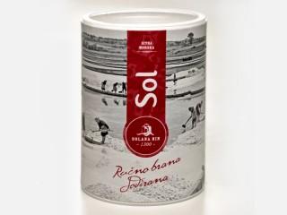 Sitna morska sol tuljak 750 g