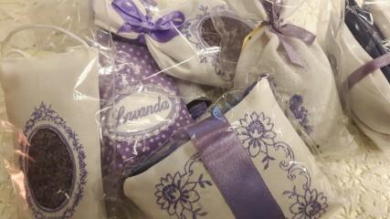 Vrećice i jastučići s lavandom