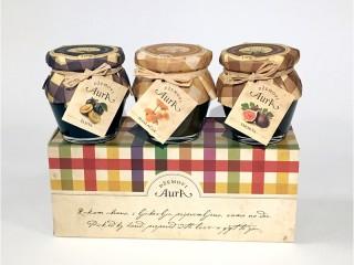 Tris namazi - šljiva, maslačak, smokva, 3x110 g